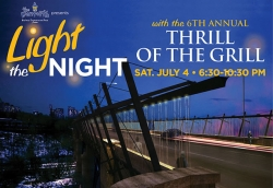 Light The Night with Thrill of the Grill - 2015